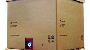 Bulk Container Carton 1000 litros (IBC)